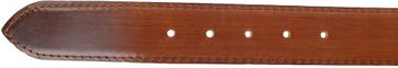 Detail Giorgio Riem Bellaria Bruin Leer