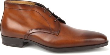 Giorgio Scandicci Shoe Leather Brown