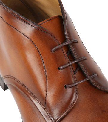 Giorgio Scandicci Shoe Leather Brown