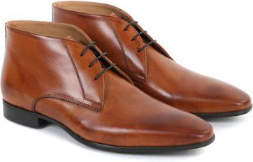 Giorgio Serrano Boot Cognac
