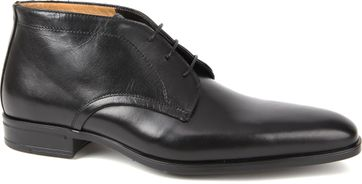 Giorgio Serrano Shoe Leather Black