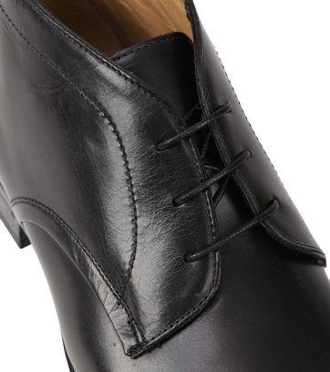 Giorgio Serrano Shoe Leather Black