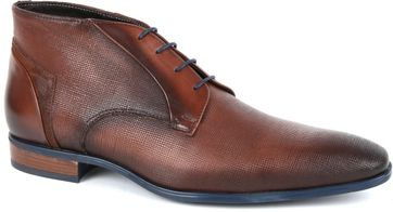 Giorgio Shoe Leather Adanti Brown