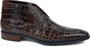 Giorgio Shoe Leather Adanti Dandy Brown