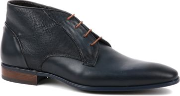 Giorgio Shoe Leather Montana Navy