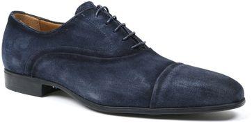 Giorgio Shoe Washed Navy