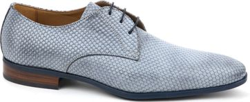 Giorgio Shoes Buff Blue