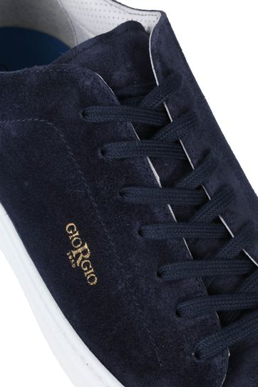Giorgio Sneaker Adanti Fox Navy