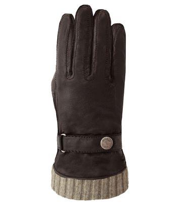 Gloves Laimbock Fremont Dark Brown