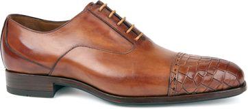 Greve Amalfi Shoe Cognac