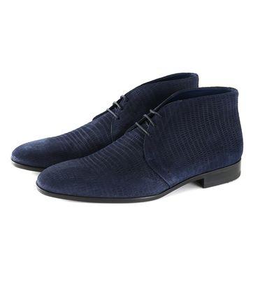 Greve Fiorano Schuhe mit Gürtel Dunkelblau
