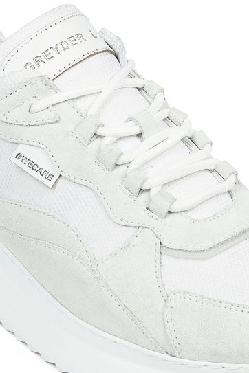 Greyder Lab Sneaker GL-212-24 White