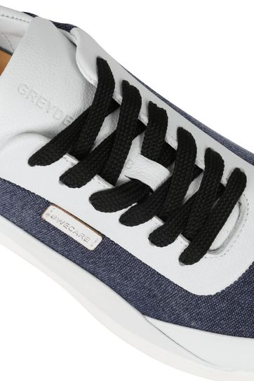 Greyder Lab Sneaker GL-212-31 Blau