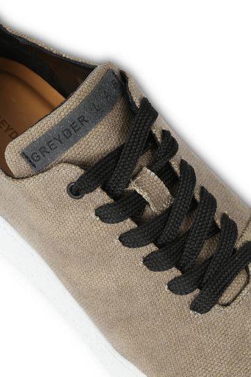 Greyderlab Sneaker GL-212-22 Army Groen