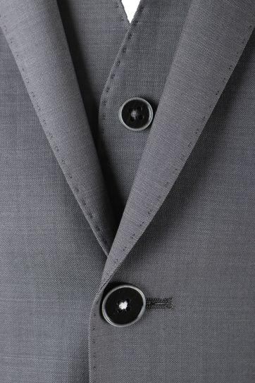 Detail Grijs 3 Delig Kostuum