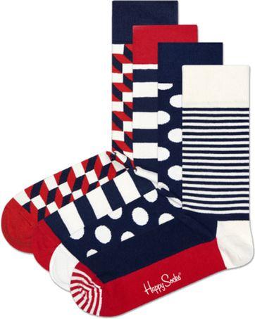 Happy Socks 41-46 GeschenkBox