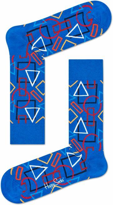 Happy Socks Blau