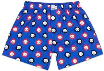 Happy Socks Boxer Smile Blue