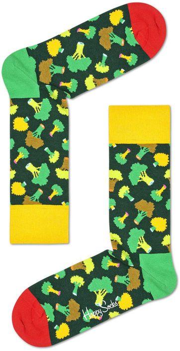 Happy Socks Broccoli Green