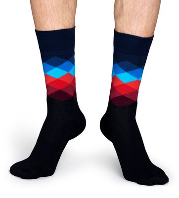 Happy Socks Diamonds
