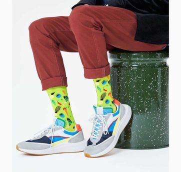 Happy Socks Gemüse Grün