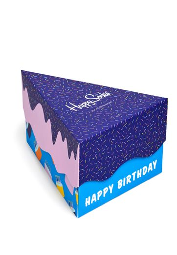 Happy Socks Happy Bday Giftbox