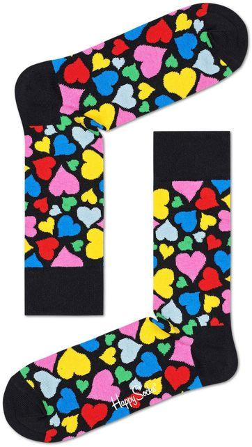 Happy Socks Hartjes
