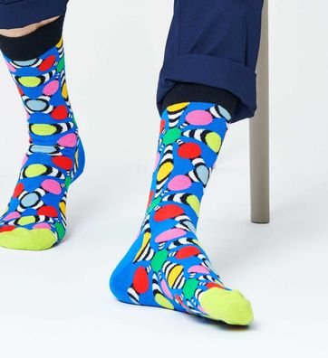 Happy Socks Illusion Big Dots