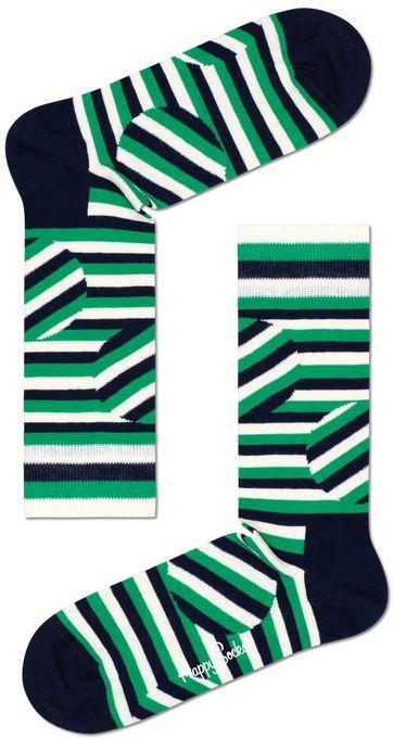 Happy Socks Jumbo Stripe Multicolour