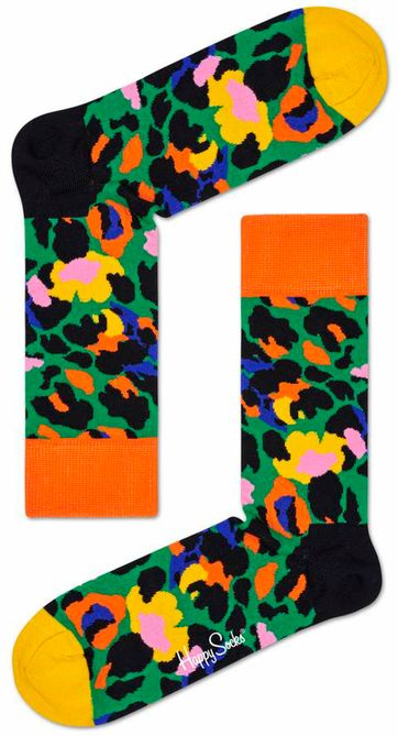 Happy Socks Leopard