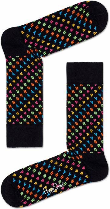 Happy Socks Letters