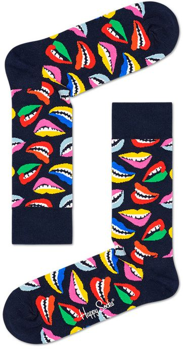 Happy Socks Lips