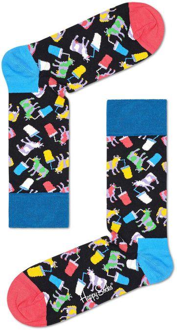 Happy Socks Milkshake