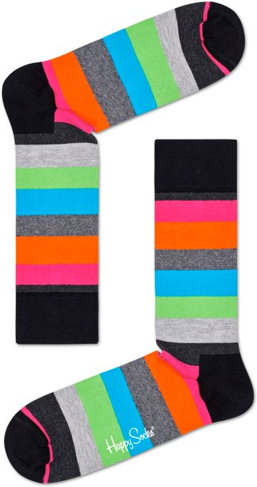 Happy Socks Multicolor Stripes