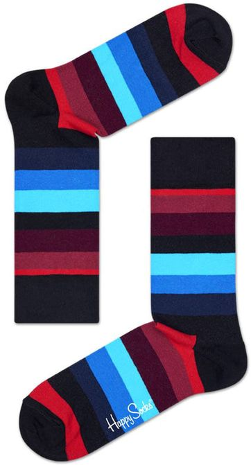 Happy Socks Multicolour Strepen
