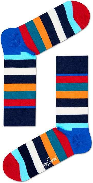 Happy Socks Multistrepen