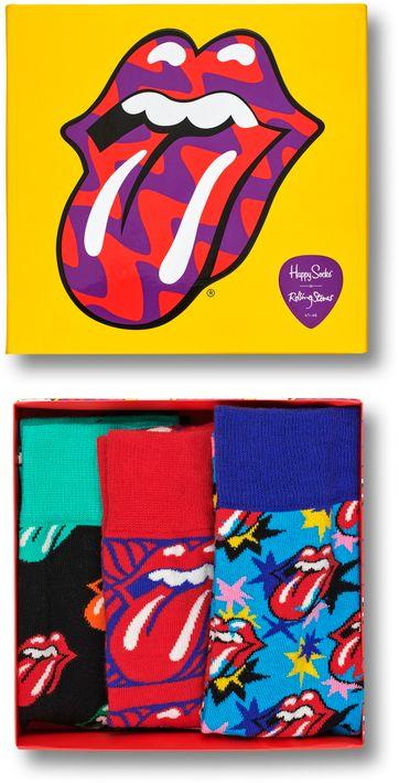 Happy Socks Rolling Stones Gift Box