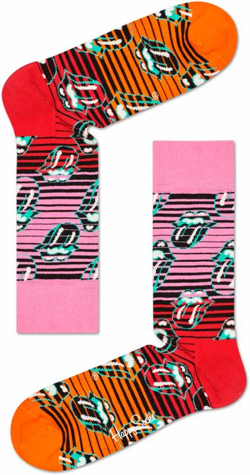 Happy Socks Rolling Stones Ruby