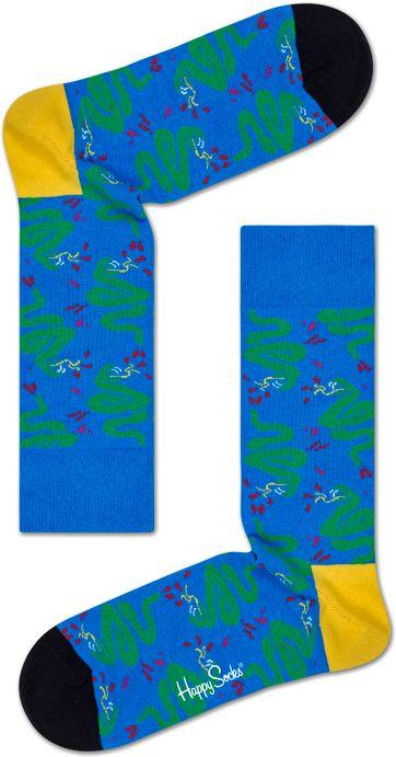 Happy Socks Schlangen
