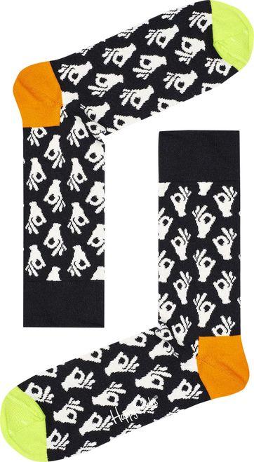 Happy Socks Sign