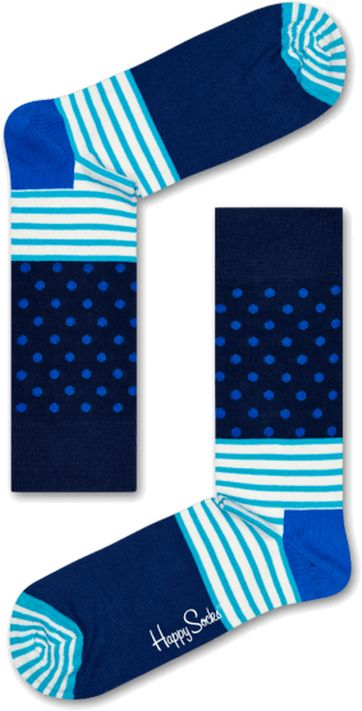 Happy Socks Stripe + Dots SD01-066