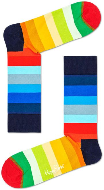 Happy Socks Stripes Multicolour