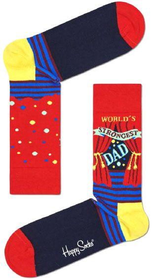 Happy Socks Strongest Dad