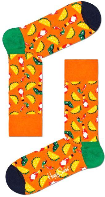 Happy Socks Taco