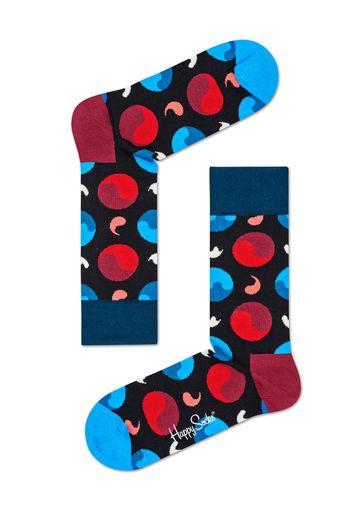 Happy Socks YIN01-9000 One size 41-46