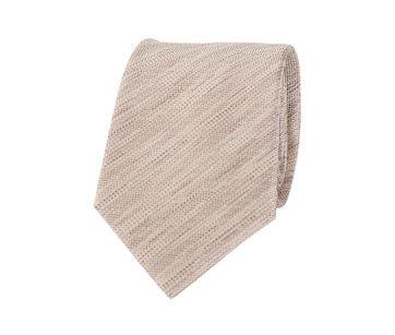Hellbraune Krawatte Motiv