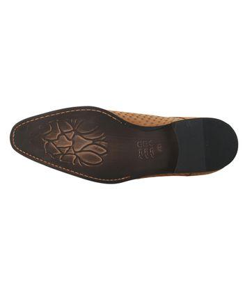 Brun Chaussure Hommes 3d Appropriés De Dessin 0uHKv36LTf