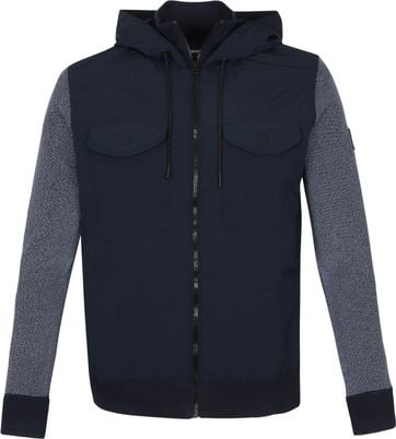 Hugo Boss Cardigan Kalgarvo Navy