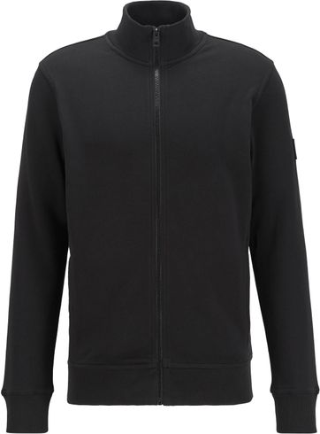 Hugo Boss Cardigan Zkybox Black