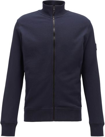 Hugo Boss Cardigan Zkybox Darkblue